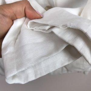 Lauren Ralph Lauren Jackets & Coats - Lauren Ralph Lauren White Oversized Blazer